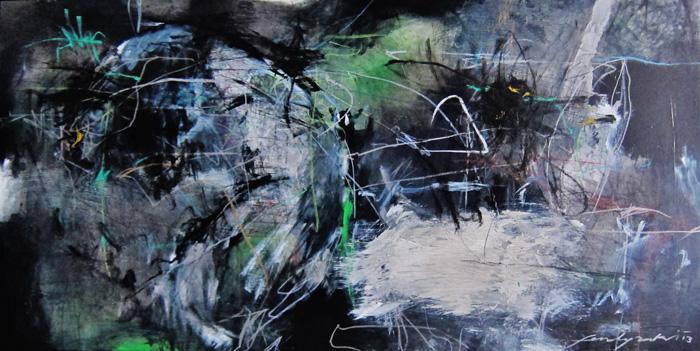 More than meets the eye in Fendy Zakri's art