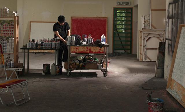 Yeoh Choo Kuan featured in Art Focus, Tatler Malaysia