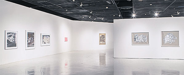 """""""Synthesis"""" at The Art Center at Chulalongkorn University, Bangkok, Thailand review in Bangkok Post"""