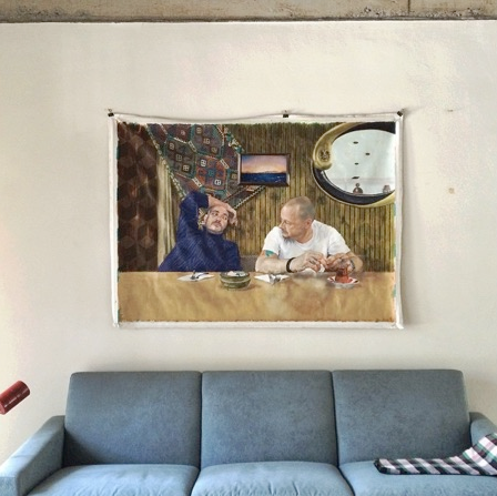 Leon Leong selected by The Artling as one of the 5 artists to follow on Instagram