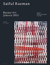 Saiful Razman – Bazaar Art Jakarta 2015