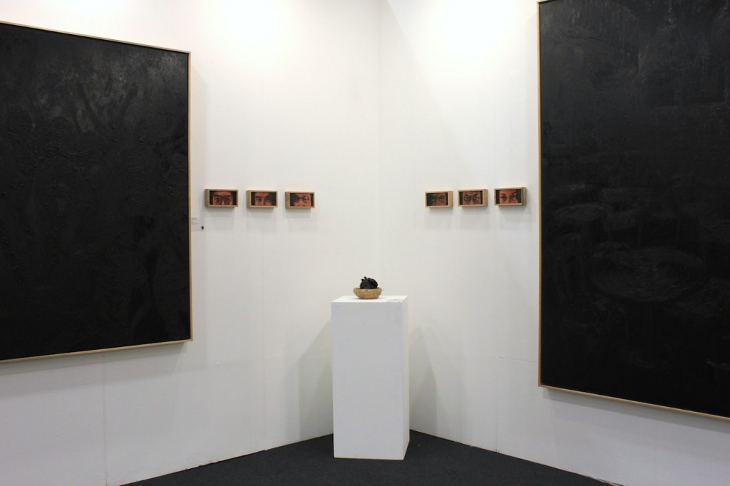 Justin Lim, Modern Absurdity and the Superficial Abyss at Art Expo 2015 (4)