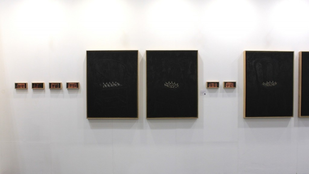 Justin Lim, Modern Absurdity and the Superficial Abyss at Art Expo 2015 (8)