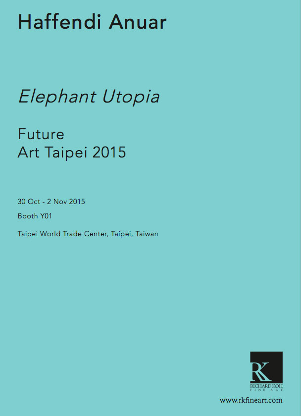 Haffendi Anuar – Elephant Utopia