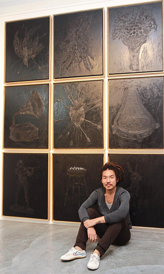 """The Star lists Justin Lim's """"Modern Absurdity and the Superficial Abyss"""" as one of 2015's highlights in art"""