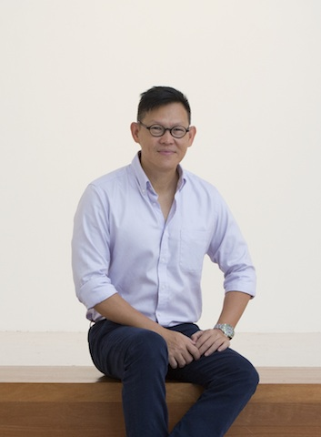 Richard Koh and the gallery profiled on Randian