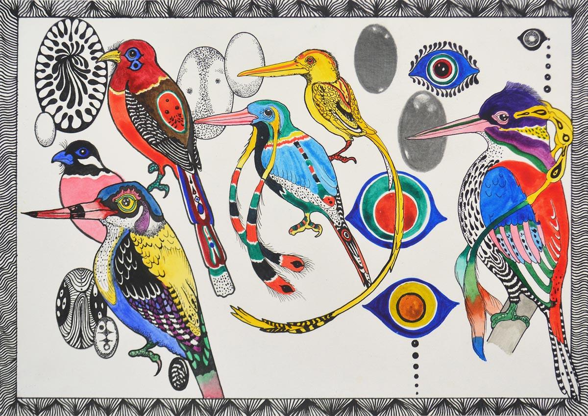 Sadhu Kingfisher