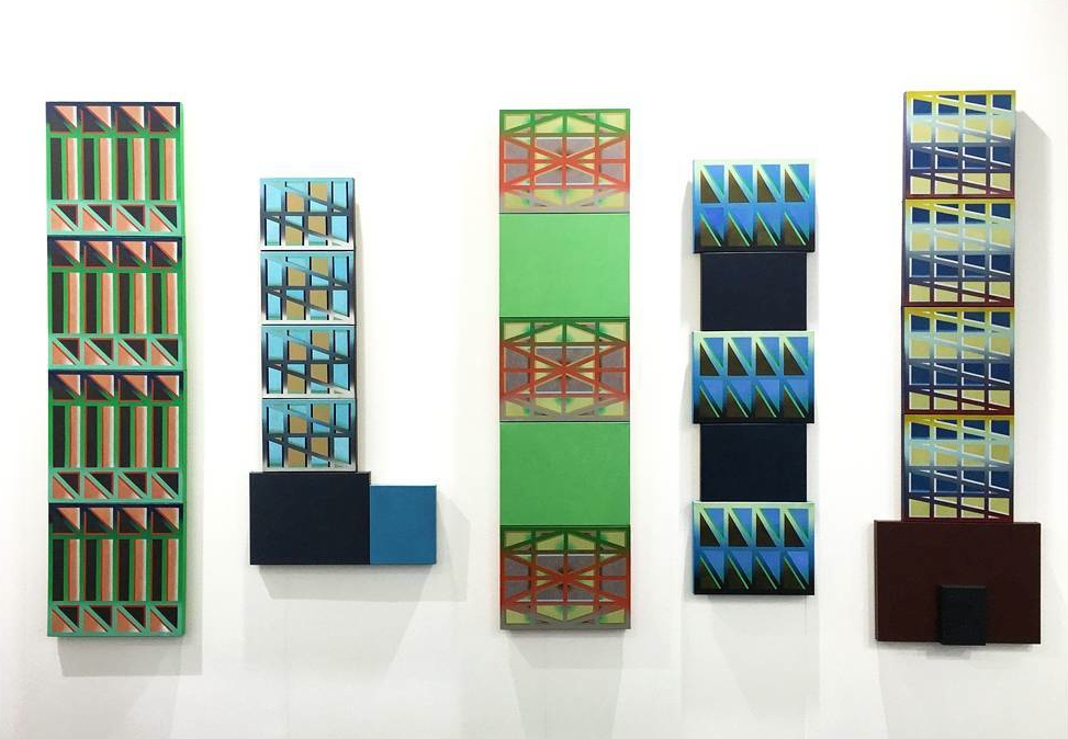 Haffendi Anuar at Art Central Hong Kong on The Artling