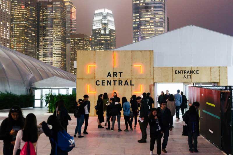 Richard Koh Fine Art at Art Central Hong Kong on Artitute