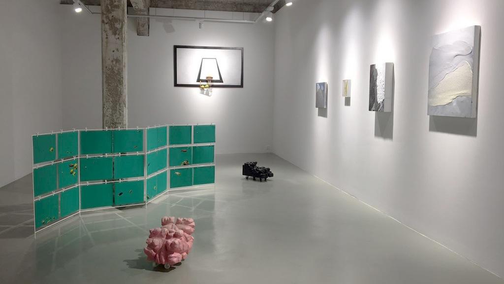 "Haffendi Anuar in ""B-Movie"" at J:Gallery, Shanghai"