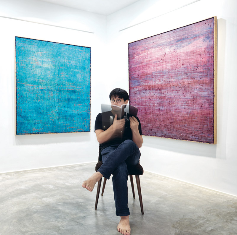Yeoh Choo Kuan featured in the July issue of PIN Prestige