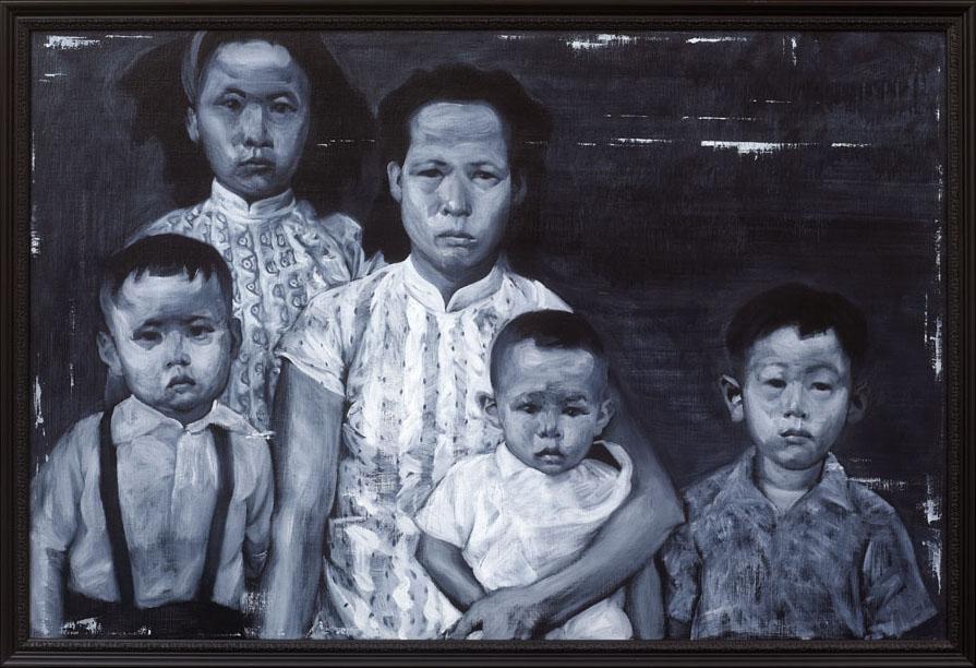 Three Generations 三代人