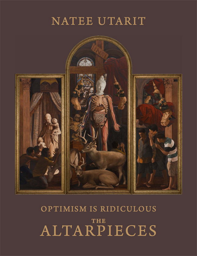 Natee Utarit – Optimism is Ridiculous: The Altarpieces
