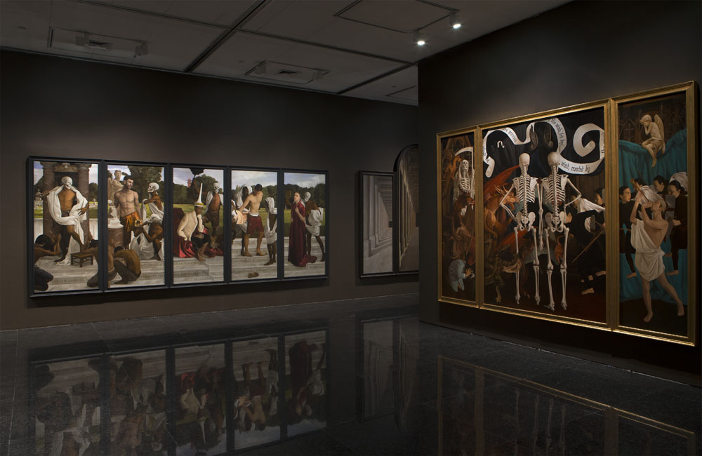 "Natee Utarit's ""Optimism is Ridiculous: The Altarpieces"" featured in The Philippine Star"