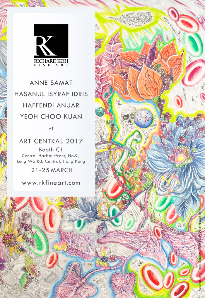 Art Central 2017, Hong Kong
