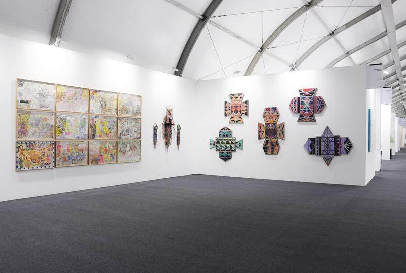 Richard Koh Fine Art highlighted in Art Republik coverage of Art Central Hong Kong