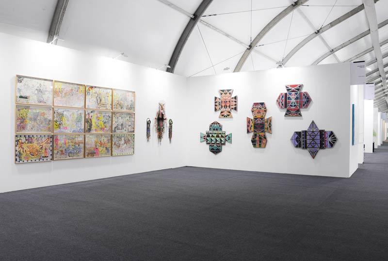 Richard Koh Fine Art highlighted in Art Republik coverage of Art Central Hong Kong