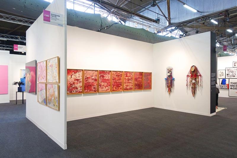 Richard Koh Fine Art highlighted in Art Daily