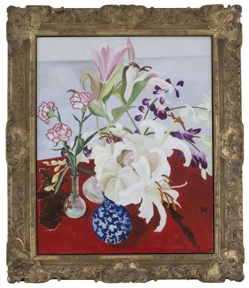 Flower Still Life in C Major