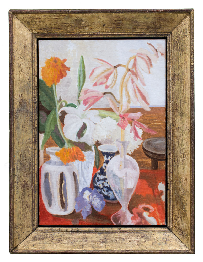 Flower Still Life in C Major 7
