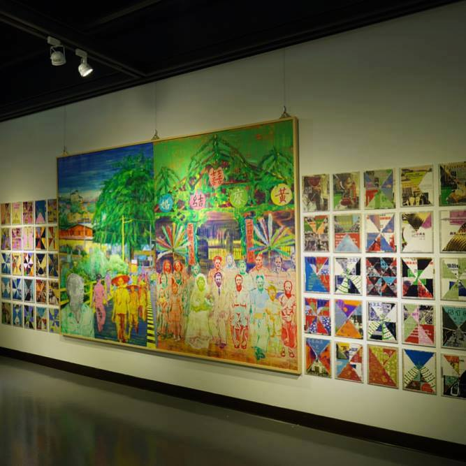 """Gan Chin Lee's """"Hybridity"""" awarded in The 15th TaoYuan Contemporary Art Award"""