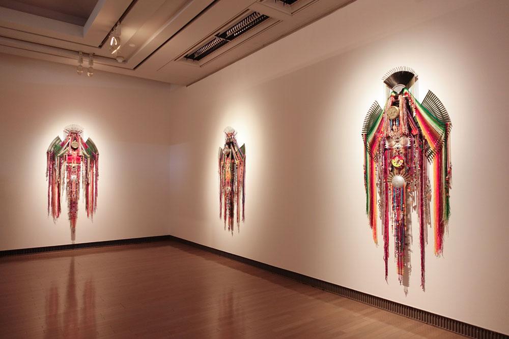 Anne Samat in Yokohama Triennale