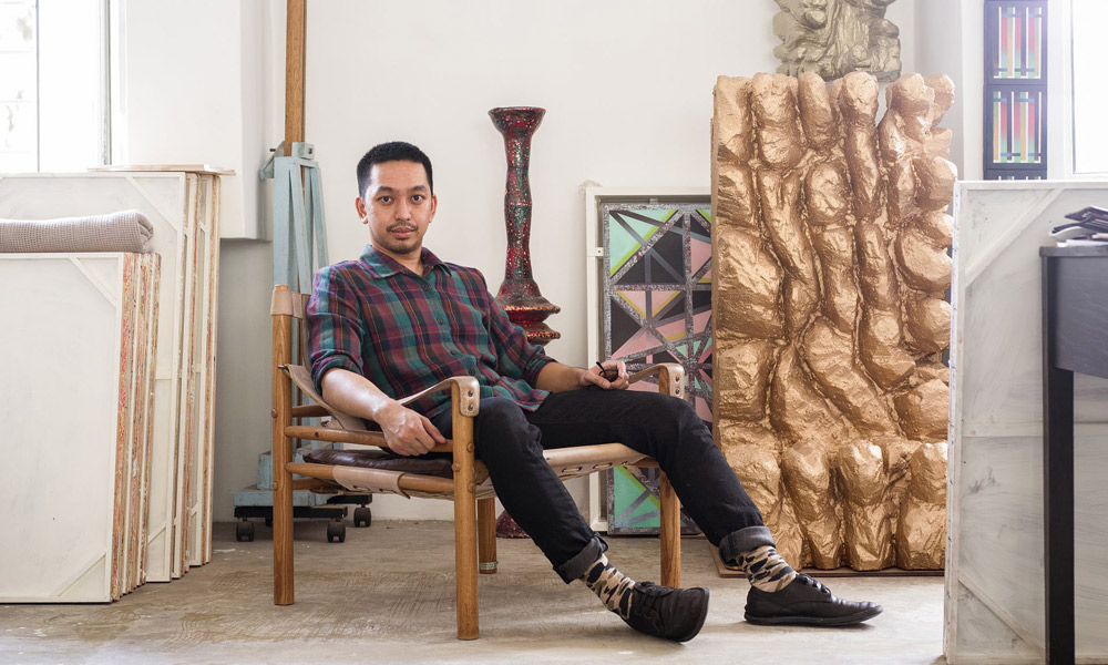 The Guardian – Haffendi Anuar and Jesse Wine Receive First Powerhouse Sculpture Commission