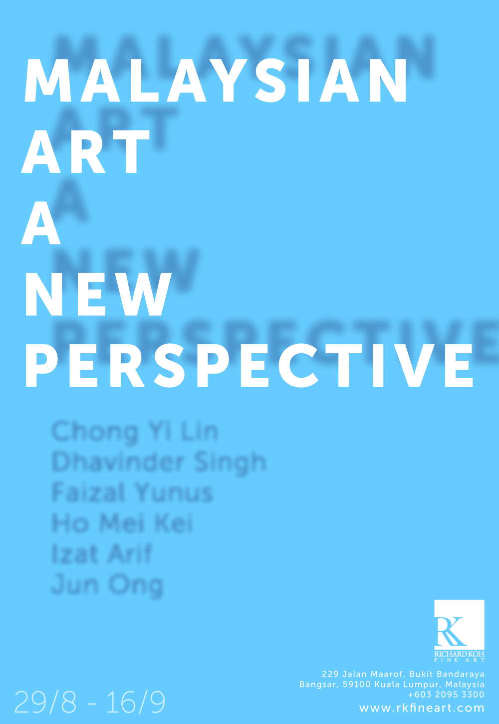 Malaysian Art, A New Perspective