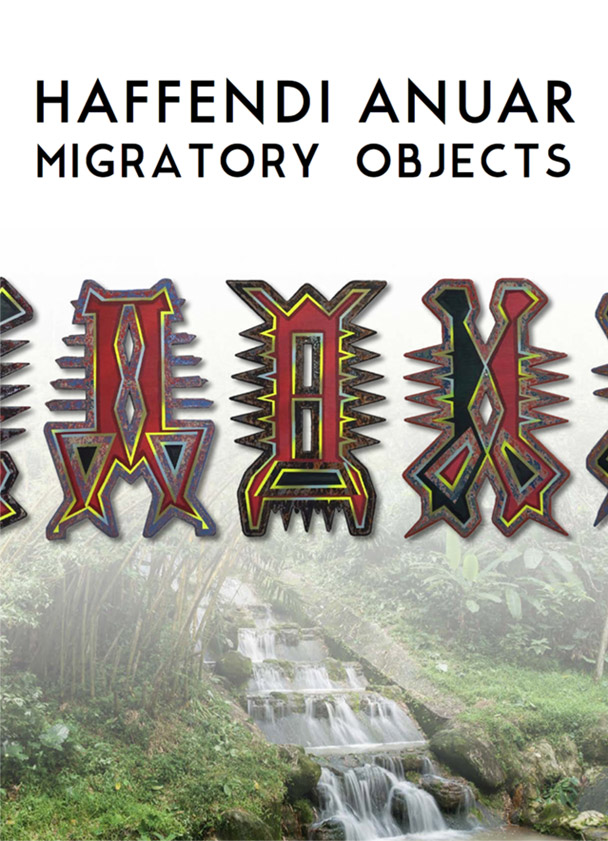 Haffendi Anuar – Migratory Objects