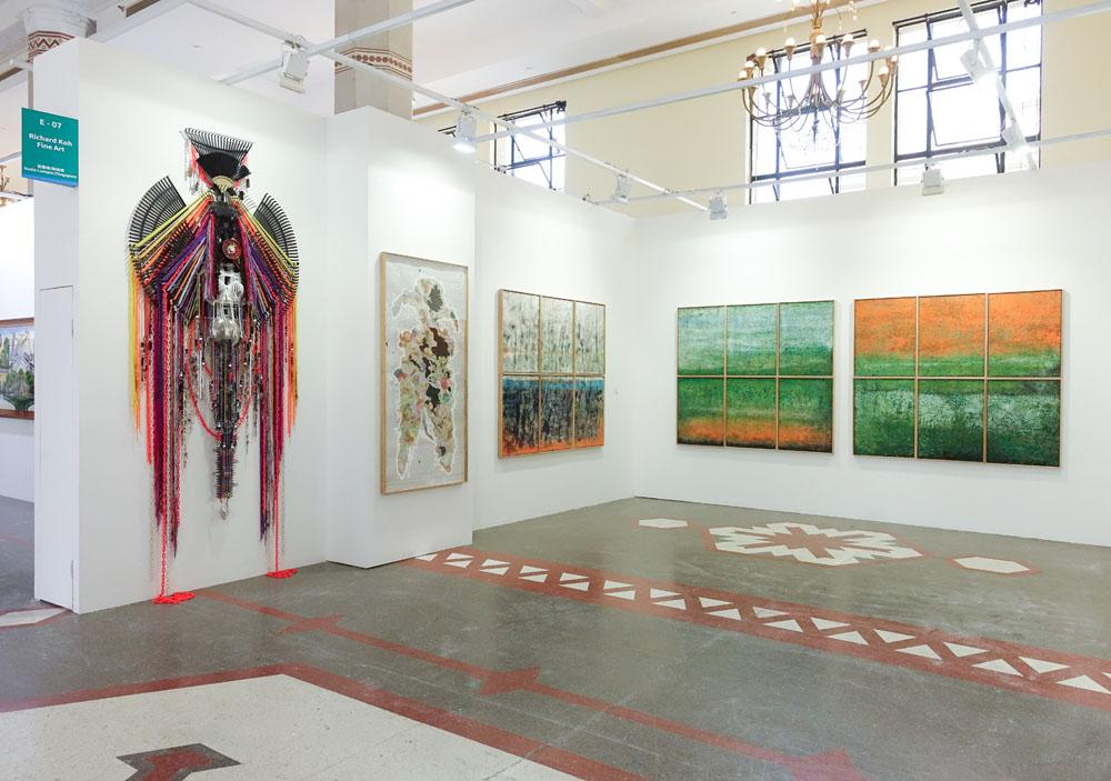 Apex Manual – 104家顶级画将齐聚ART021上海展览中心