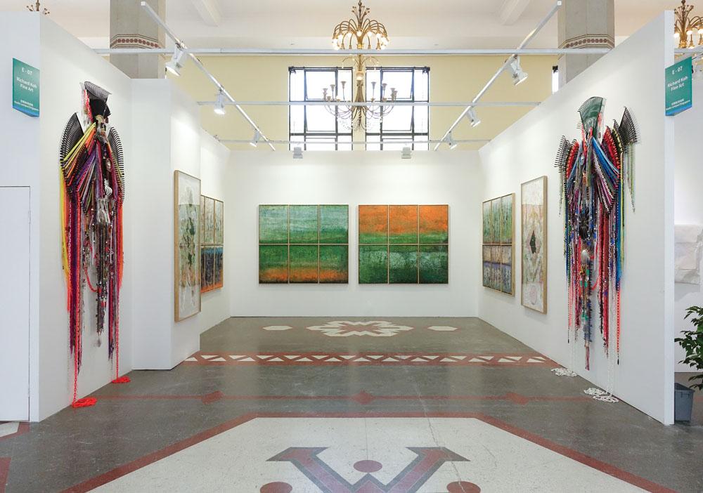 雅昌新闻 – 画廊数量持续上升 第五年的ART021带来了哪 些作品?