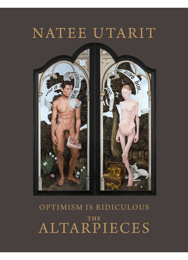 Natee Utarit – Optimism is Ridiculous : the Altarpieces
