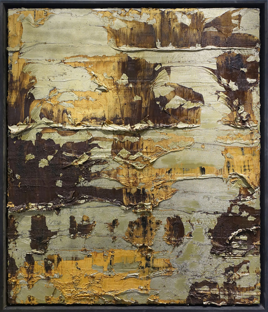Traces in Gold and Brown II