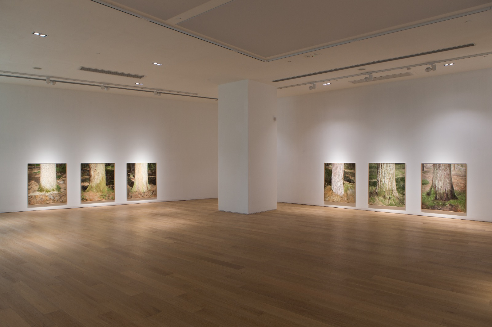 "Blouin Artinfo – ""Untitled Poems of Théodore Rousseau"" by Natee Utarit at Tang Contemporary Art, Hong Kong"
