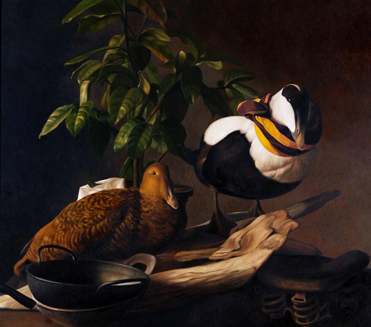 Duck Birds