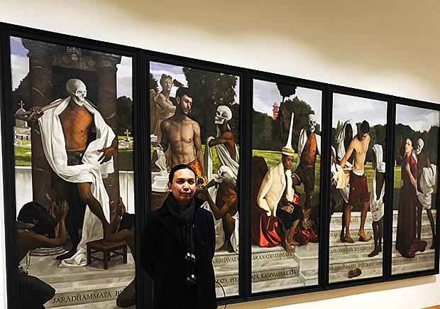 Bangkok Post – Yayoi Kusama joins Bangkok Art Biennale roster
