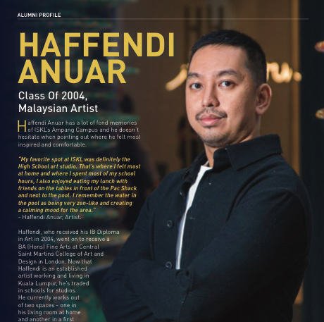 The Lens – Haffendi Anuar