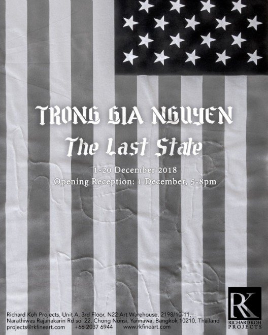 RanDian – Trong Gia Nguyen  The Last State  Richard Koh Projects (RKProjects)