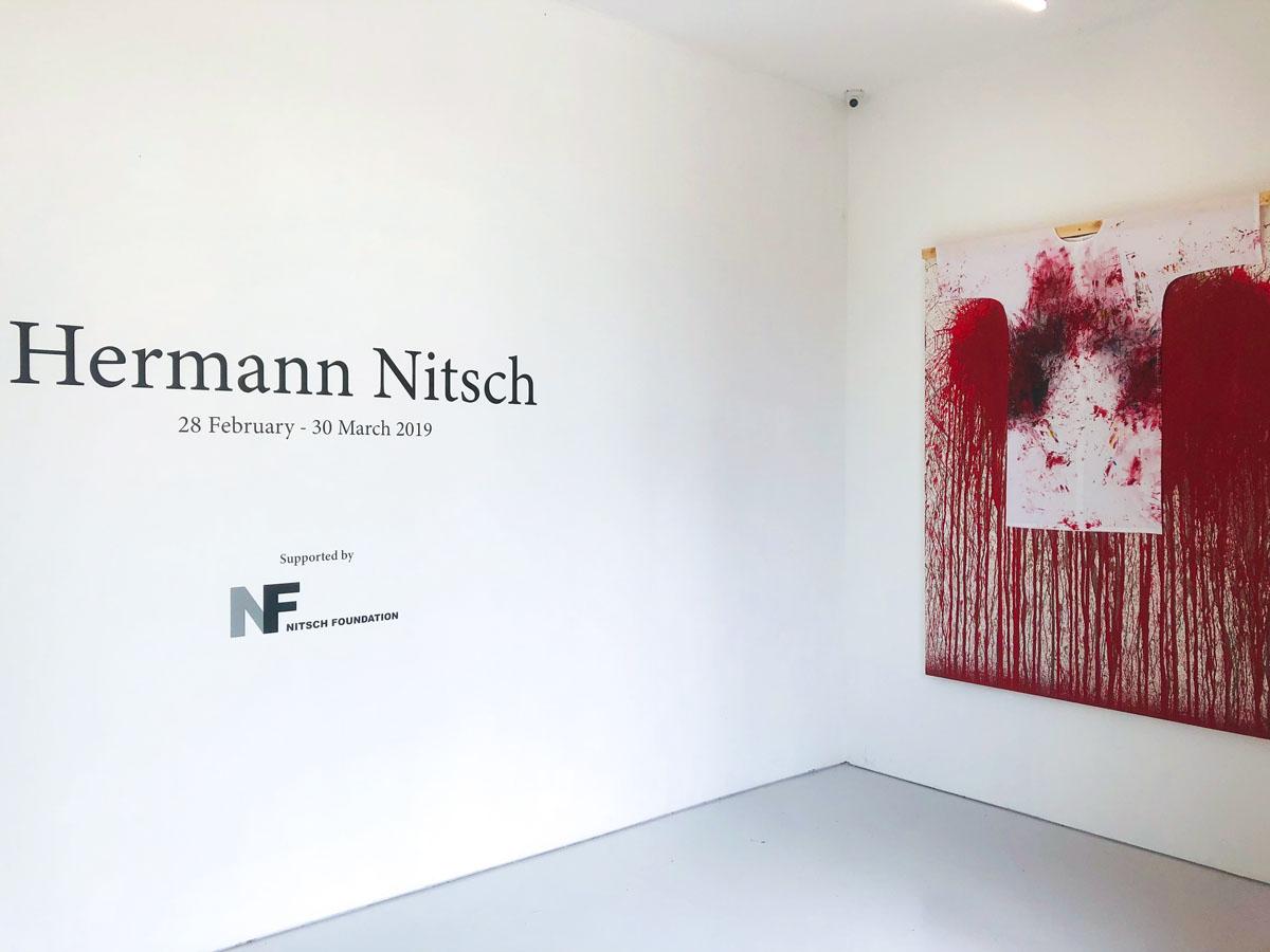 NITSCH FOUNDATION – Hermann Nitsch