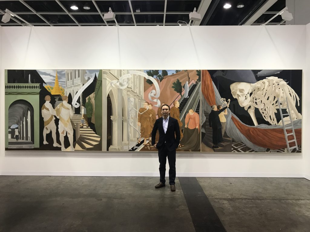 artnet news – 5 Standout Artworks at Art Basel Hong Kong, From a $27,000 Charging Bull to a Photograph Capturing the End of a Soviet Era