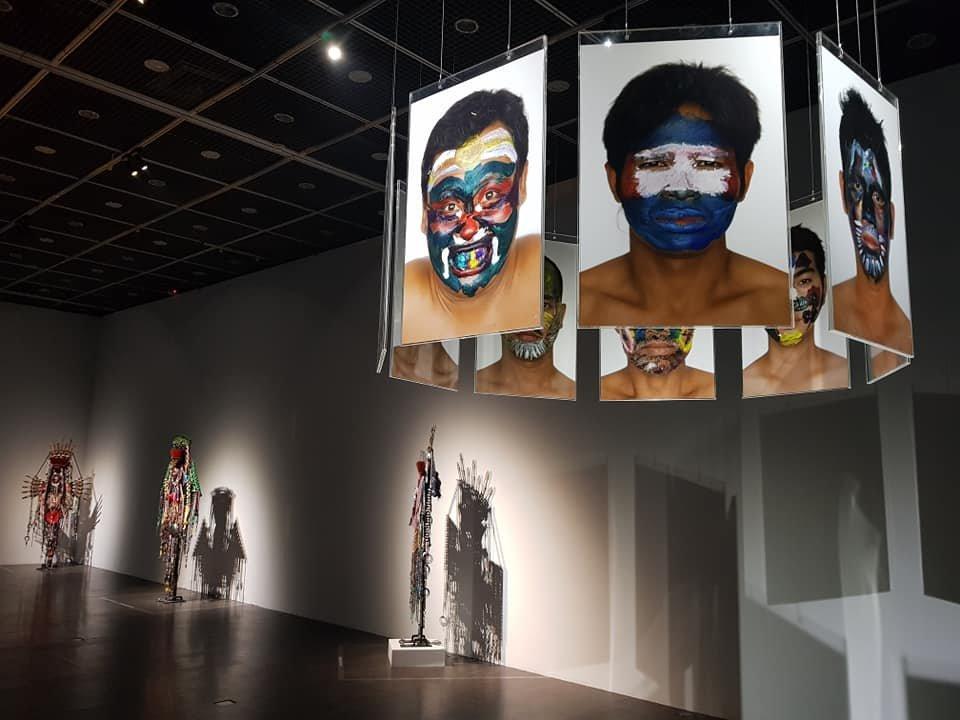 中央廣播電臺  – 當代館「烏鬼」展 探索東南亞另一種面貌