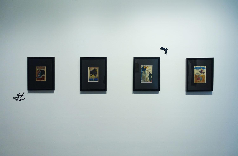 Amin Taasha install shots 5