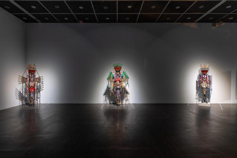 城市美學新態度 – 台北當代《烏鬼》展,揭出魑魅魍魎下的原始恐懼