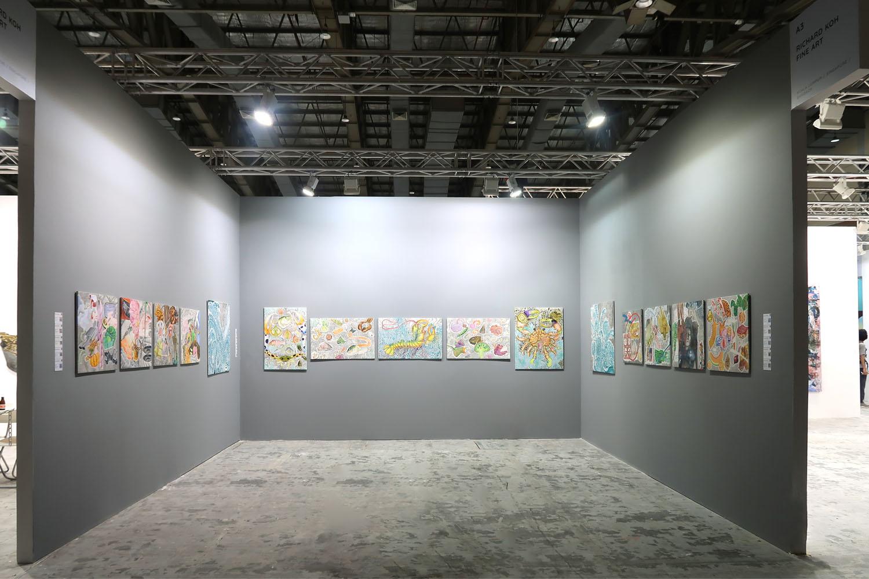 COBO Social – Hasanul Isyraf Idris at Richard Koh Fine Art (Kuala Lumpur/Singapore/Bangkok)