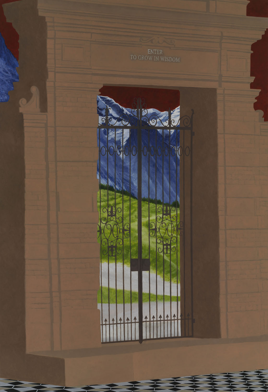 The Gate of Wisdom