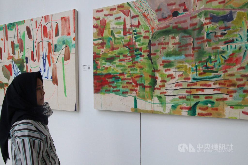 CNA – Special Exhibition For New Generation of Female Artists in Taiwan & Jakarta