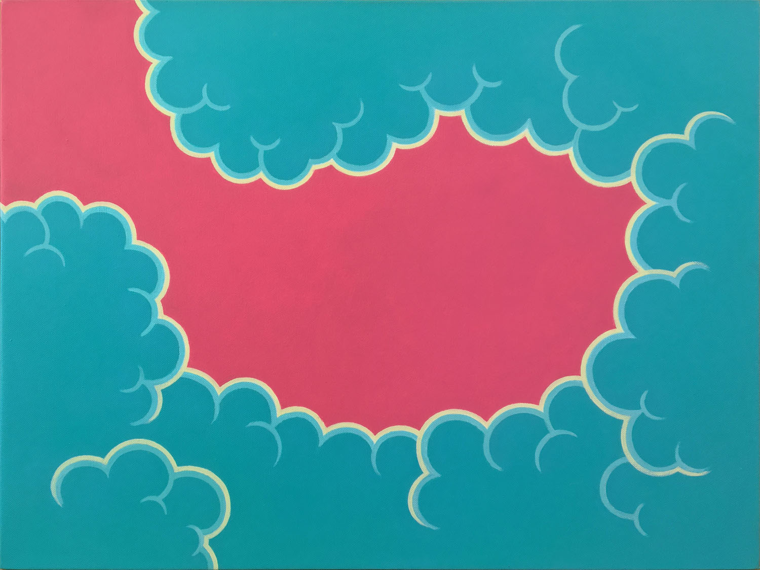 Art & Market – 'Clouds' by Wah Nu at Richard Koh Fine Art