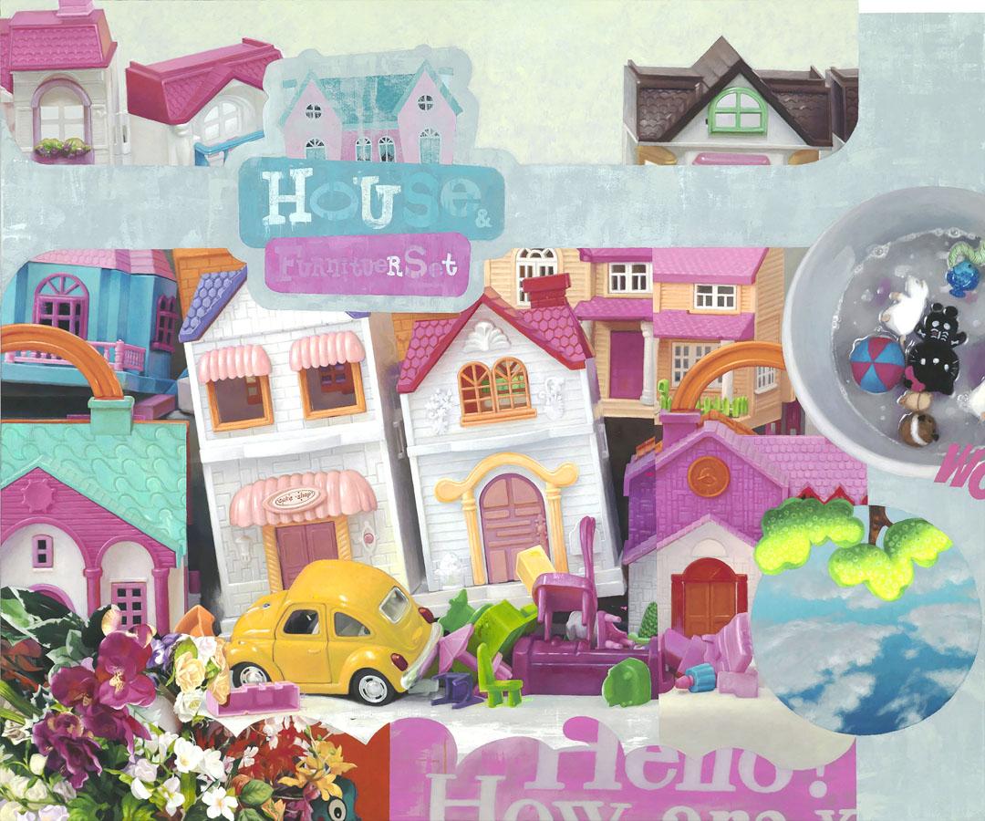House & Furnituer Set