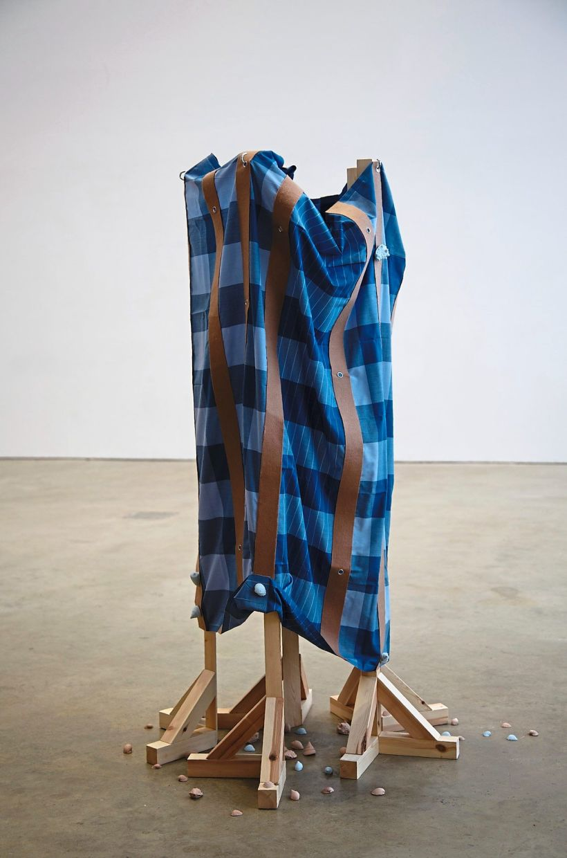 The Star – UK-based Malaysian Artist Haffendi Anuar Deconstructs The Sarong In New Series