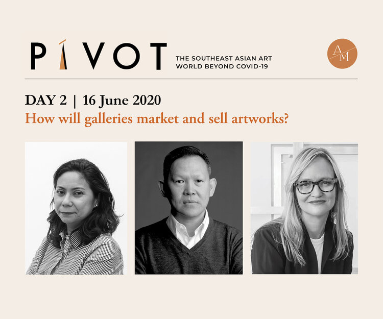 PIVOT Day 2 – How Will Galleries Market and Sell Artworks?